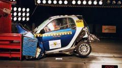 CRASH TEST: Smart fortwo - Immagine: 2
