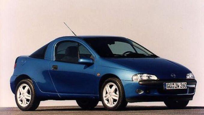 Immagine 0: Opel TIGRA