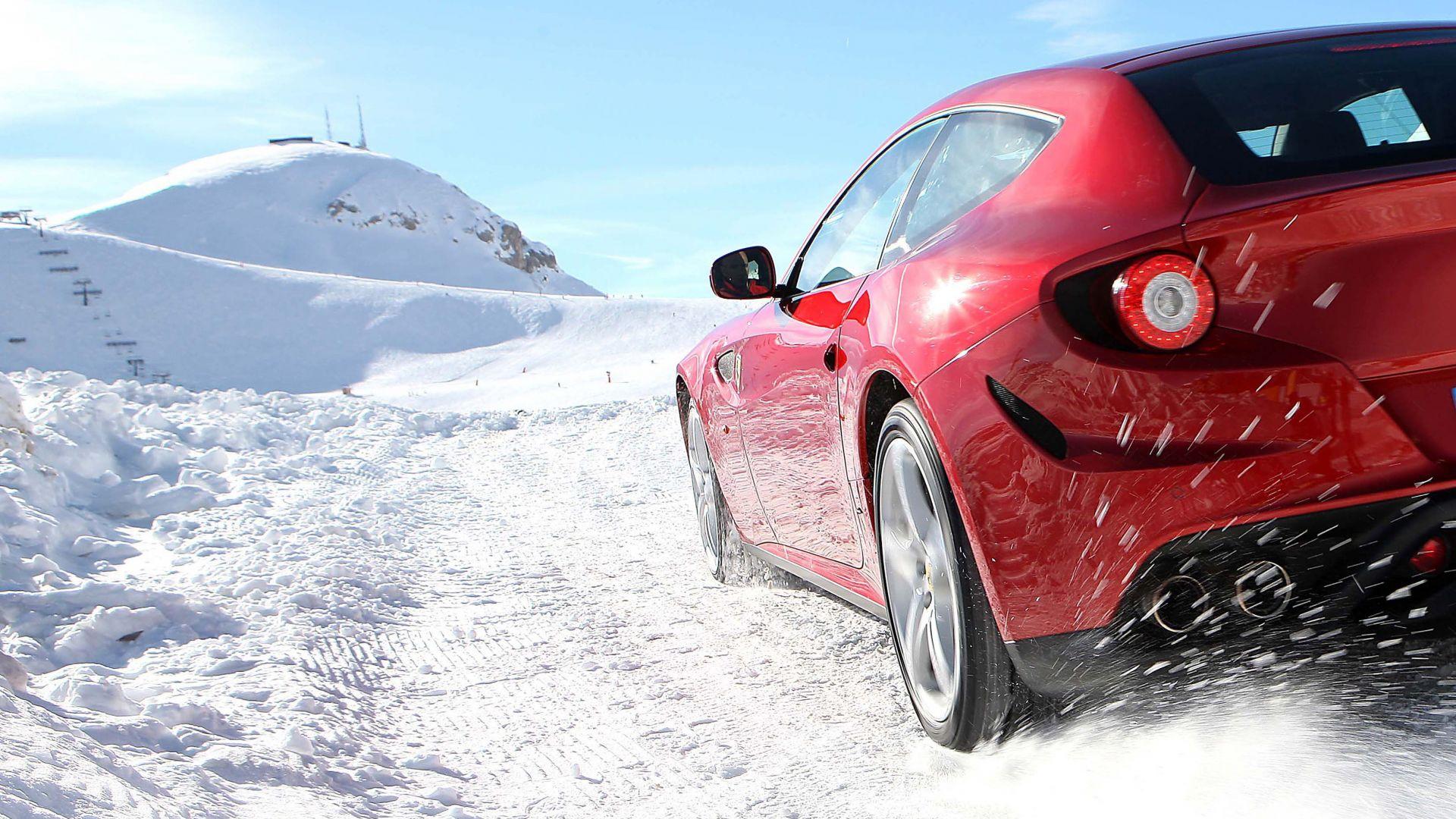 Immagine 48: Ferrari FF, 30 nuove immagini in HD