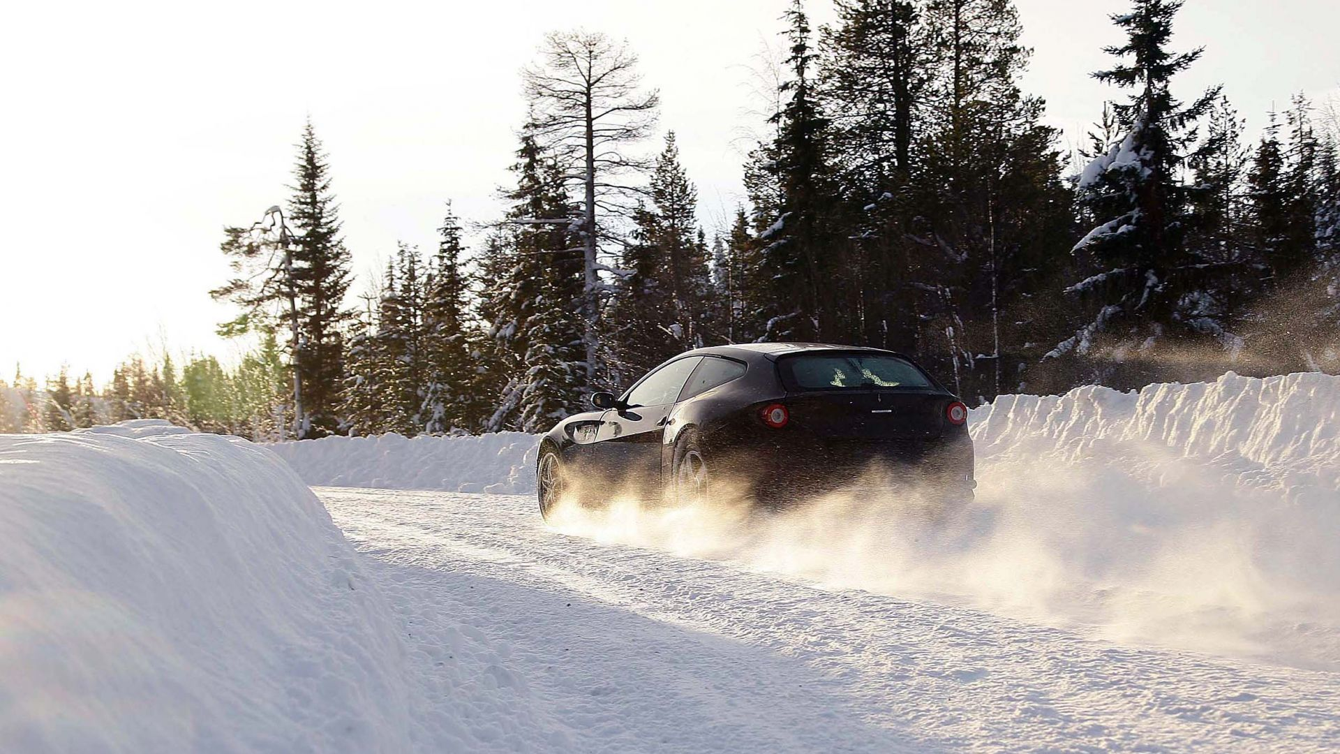 Immagine 51: Ferrari FF, 30 nuove immagini in HD