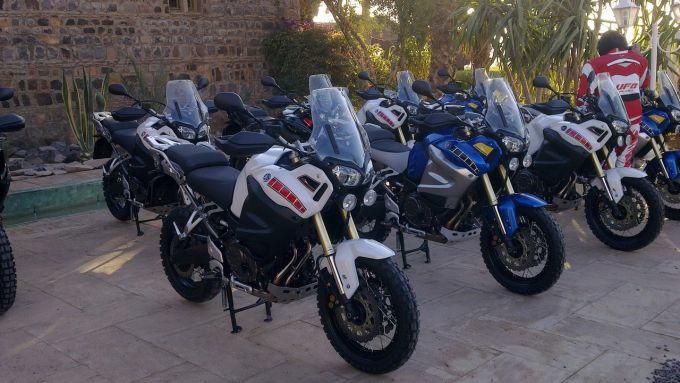 Immagine 146: In Marocco con la Yamaha Super Ténéré