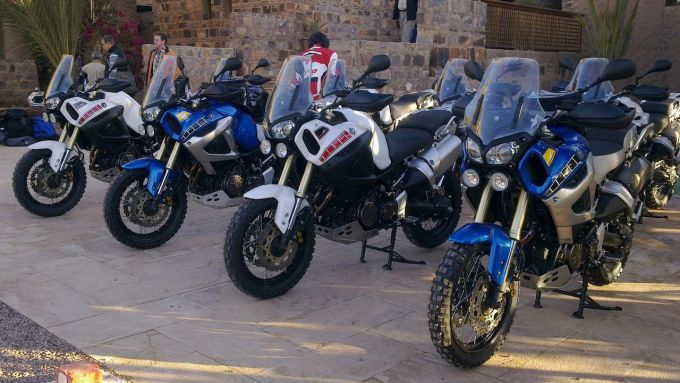 Immagine 160: In Marocco con la Yamaha Super Ténéré