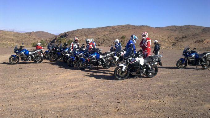 Immagine 164: In Marocco con la Yamaha Super Ténéré