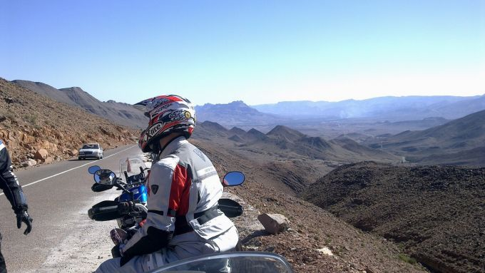 Immagine 157: In Marocco con la Yamaha Super Ténéré
