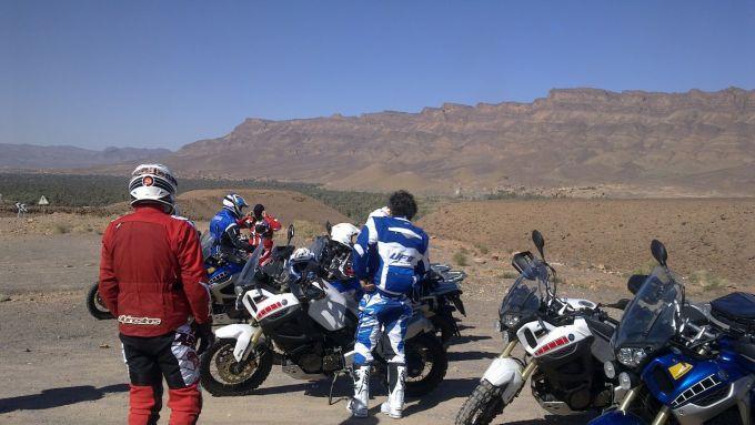 Immagine 148: In Marocco con la Yamaha Super Ténéré