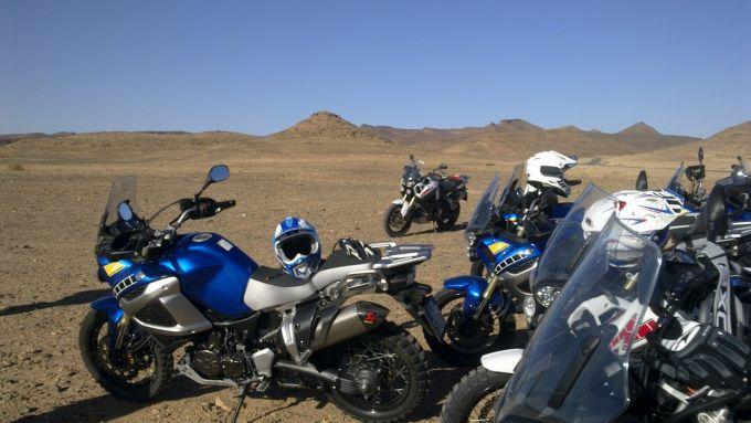 Immagine 187: In Marocco con la Yamaha Super Ténéré