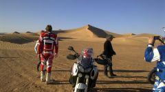 Immagine 192: In Marocco con la Yamaha Super Ténéré