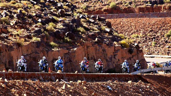 Immagine 174: In Marocco con la Yamaha Super Ténéré