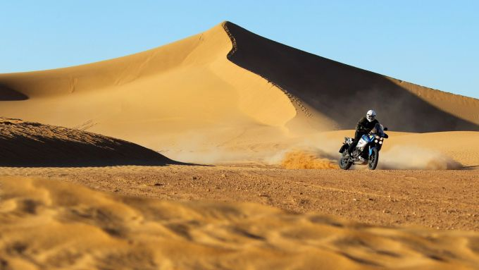 Immagine 180: In Marocco con la Yamaha Super Ténéré