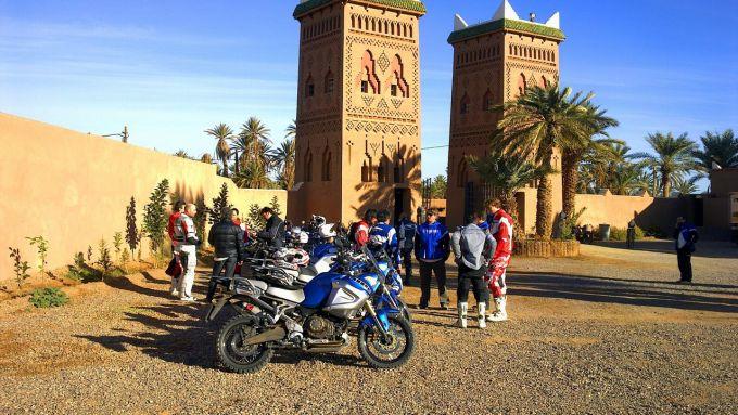Immagine 95: In Marocco con la Yamaha Super Ténéré