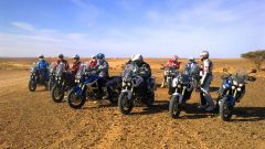 Immagine 109: In Marocco con la Yamaha Super Ténéré