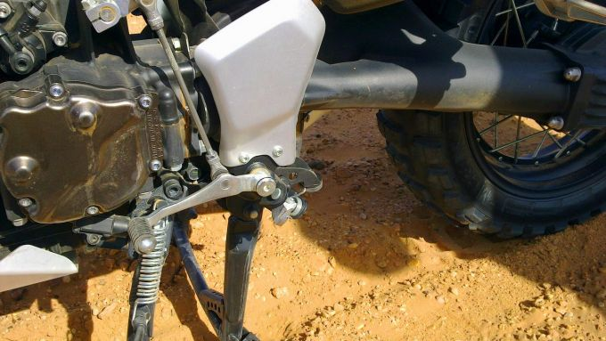 Immagine 110: In Marocco con la Yamaha Super Ténéré