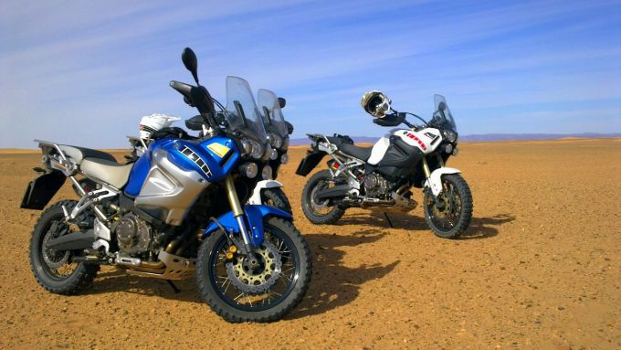 Immagine 115: In Marocco con la Yamaha Super Ténéré