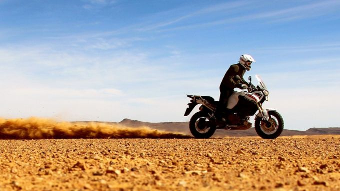 Immagine 99: In Marocco con la Yamaha Super Ténéré