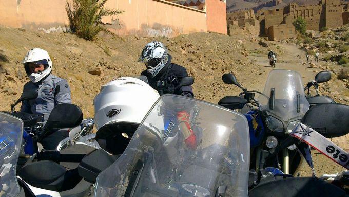 Immagine 134: In Marocco con la Yamaha Super Ténéré
