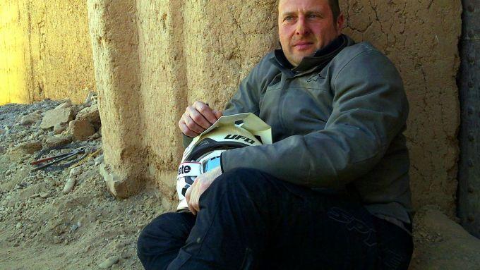 Immagine 132: In Marocco con la Yamaha Super Ténéré