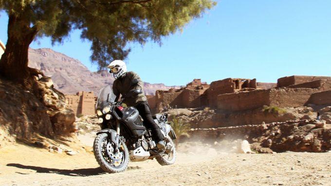 Immagine 122: In Marocco con la Yamaha Super Ténéré