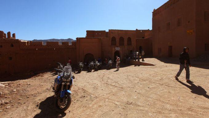 Immagine 128: In Marocco con la Yamaha Super Ténéré