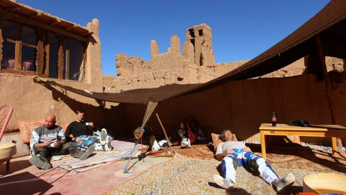 Immagine 129: In Marocco con la Yamaha Super Ténéré