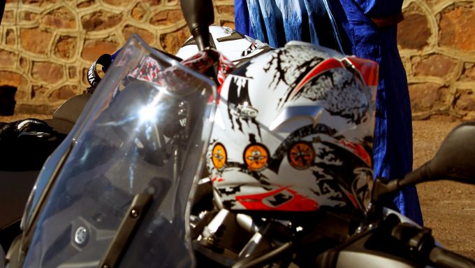 Immagine 28: In Marocco con la Yamaha Super Ténéré