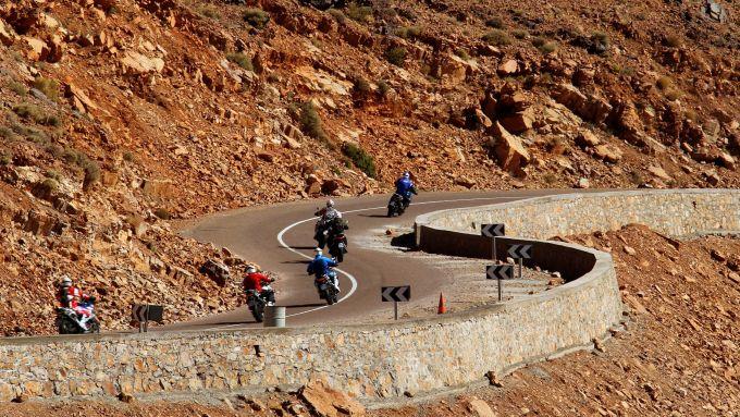 Immagine 41: In Marocco con la Yamaha Super Ténéré
