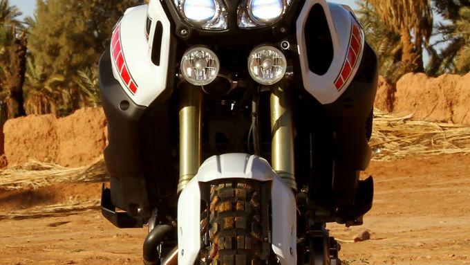 Immagine 2: In Marocco con la Yamaha Super Ténéré
