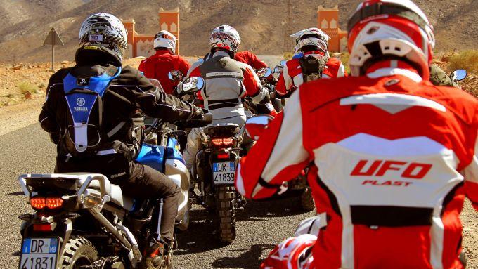 Immagine 12: In Marocco con la Yamaha Super Ténéré