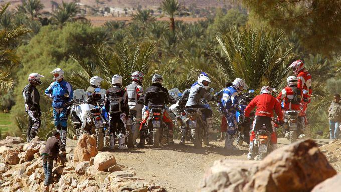 Immagine 20: In Marocco con la Yamaha Super Ténéré