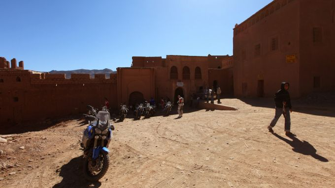 Immagine 17: In Marocco con la Yamaha Super Ténéré
