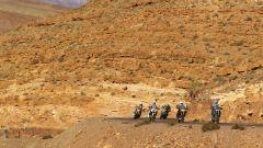 Immagine 14: In Marocco con la Yamaha Super Ténéré