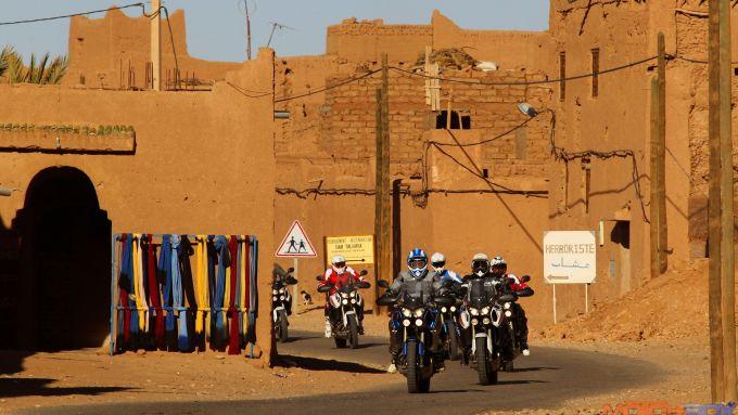 Immagine 84: In Marocco con la Yamaha Super Ténéré