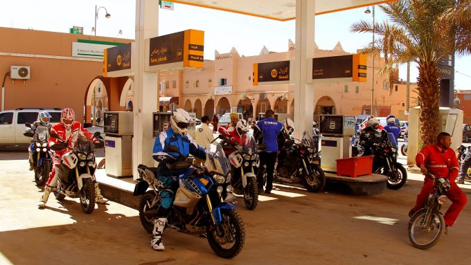 Immagine 80: In Marocco con la Yamaha Super Ténéré