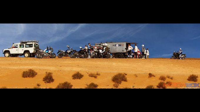 Immagine 78: In Marocco con la Yamaha Super Ténéré