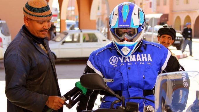 Immagine 59: In Marocco con la Yamaha Super Ténéré