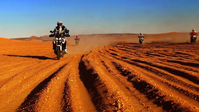 Immagine 73: In Marocco con la Yamaha Super Ténéré