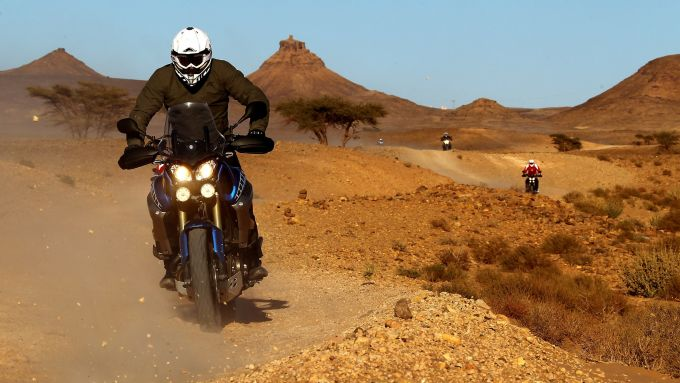 Immagine 70: In Marocco con la Yamaha Super Ténéré