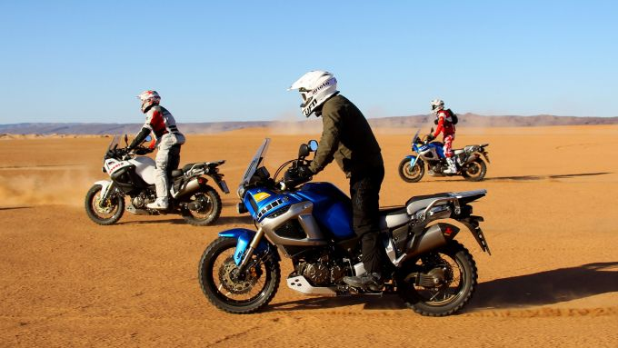 Immagine 69: In Marocco con la Yamaha Super Ténéré