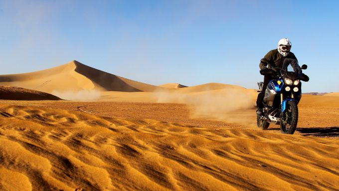 Immagine 0: In Marocco con la Yamaha Super Ténéré
