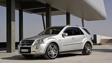 Listino prezzi Mercedes-Benz Classe ML