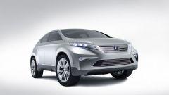 Lexus LF-XH - Immagine: 2