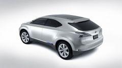 Lexus LF-XH - Immagine: 5