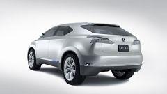 Lexus LF-XH - Immagine: 6
