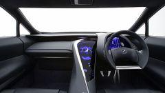 Lexus LF-XH - Immagine: 16