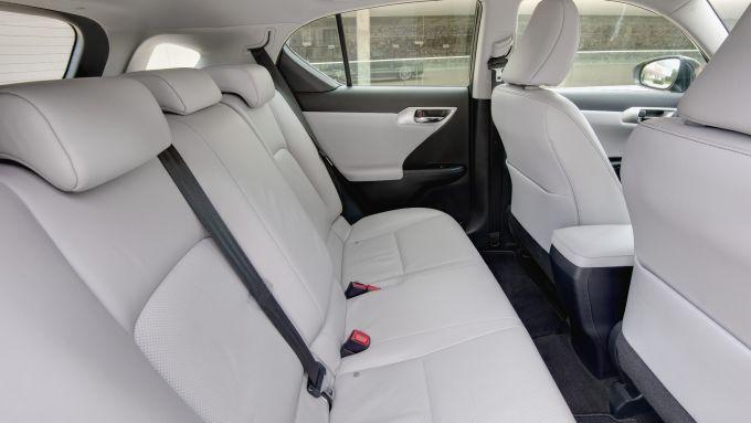 Immagine 43: Lexus CT 200h