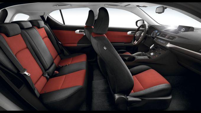 Immagine 46: Lexus CT 200h