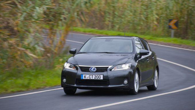 Immagine 15: Lexus CT 200h