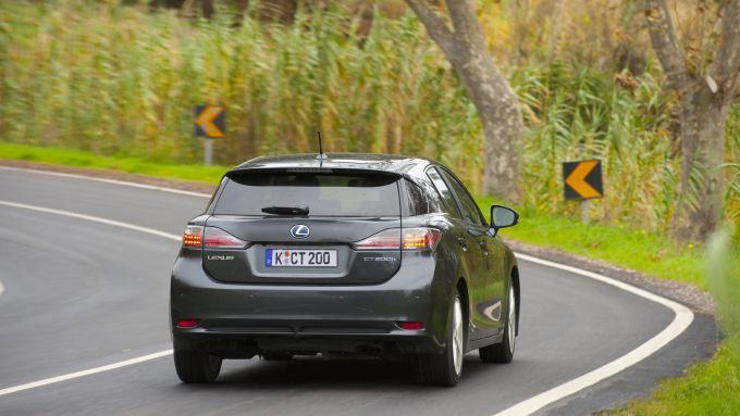 Immagine 22: Lexus CT 200h