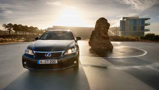 Immagine 4: Lexus CT 200h