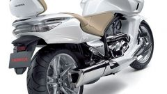 Honda DN-01 - Immagine: 10
