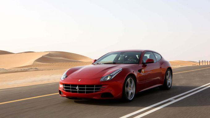 Immagine 47: Ferrari FF, 30 nuove immagini in HD